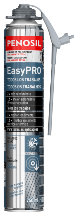PENOSIL_EasyPRO All Purpose_Foam_Sealant_750ml_ES-PT