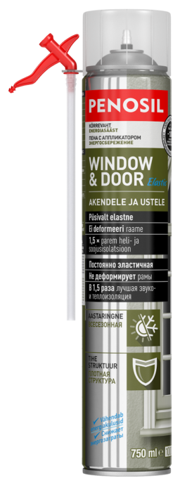 Window and Door Elastic