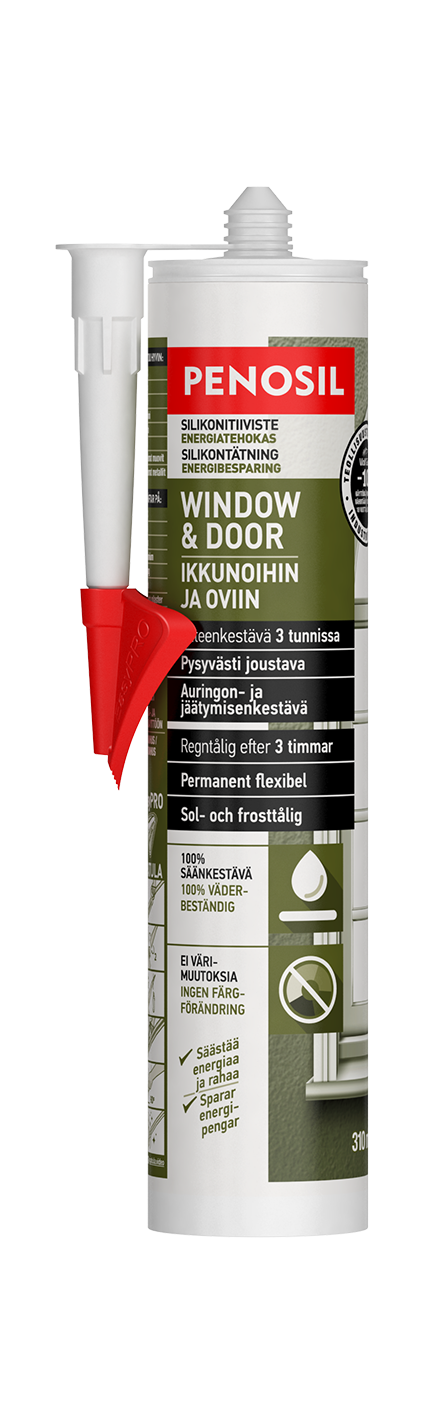 PENOSIL_Window_Door_Silicone_310ml_FI_SE_spatula