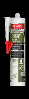PENOSIL Window & Door silikona hermētiķis