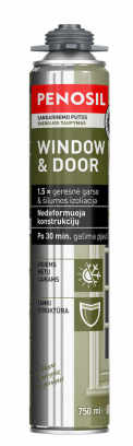 Penosil Window & Door Elastic montāžas putas