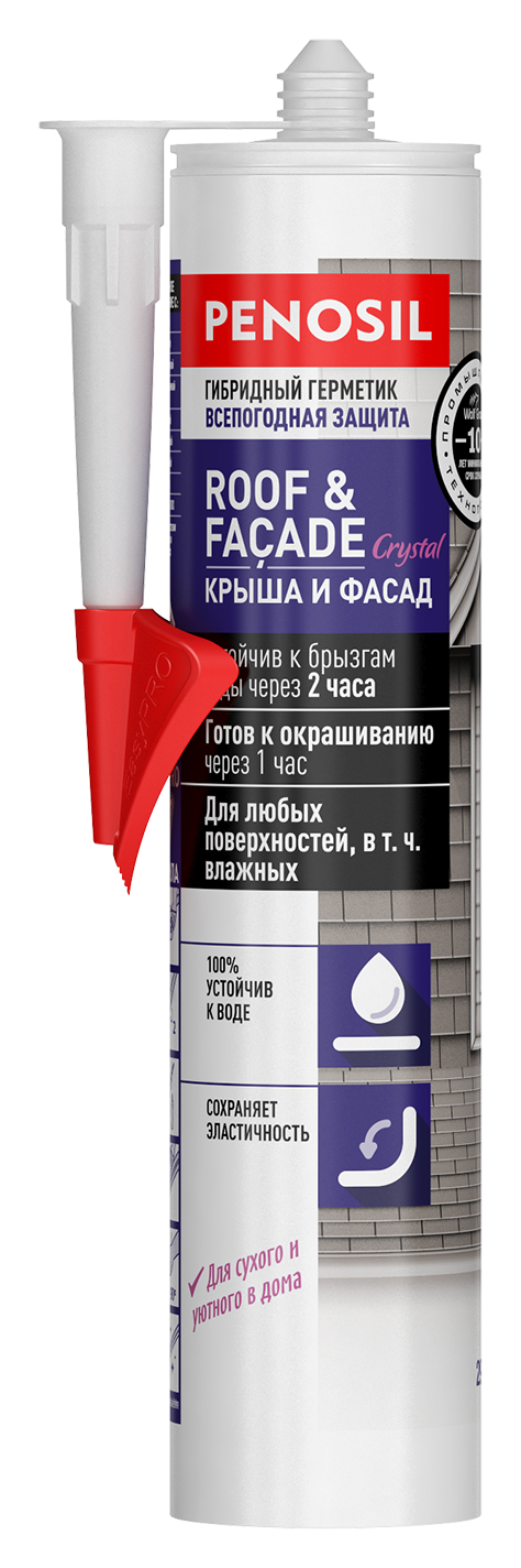 PENOSIL-Roof-&-Facade-Elastic-Sealant-290ml-TRANSPARENT_spatula