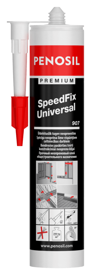 Клей загального призначення PENOSIL SpeedFix Universal 907