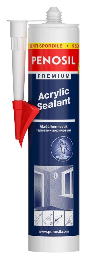 Penosil-Premium Acrylic Sealant Eesti Maadlusliit