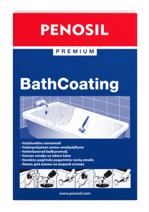 PENOSIL Premium BathCoating renovation kit