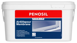 PENOSIL Premium Air&Vapour Membrane mastic for sealing windows