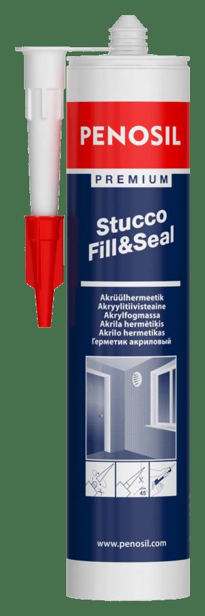 Premium Stucco Fill&Seal