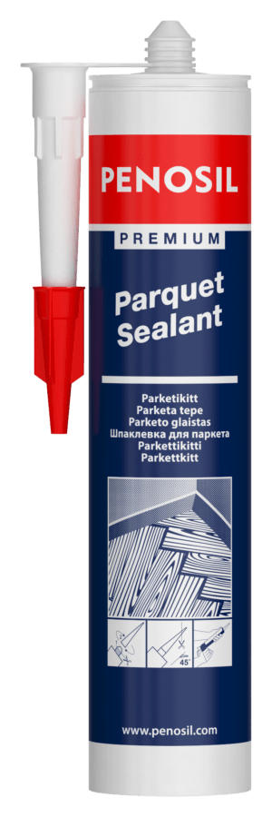 PENOSIL Premium Parquet Sealant parketti- ja laminaattilattioihin