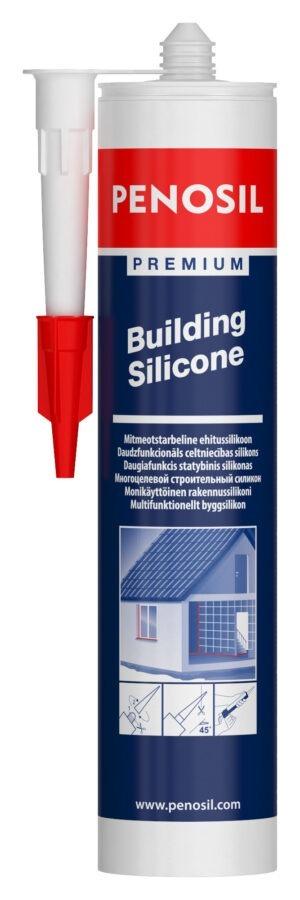 PENOSIL Premium Building neutralus statybinis silikonas
