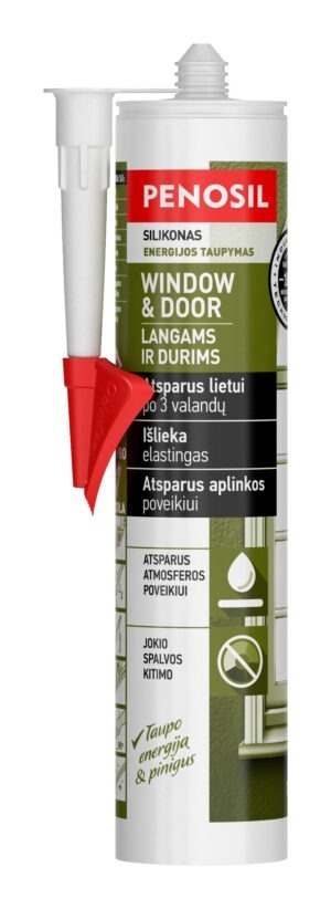 Penosil Window&Door silikonas langams ir durims