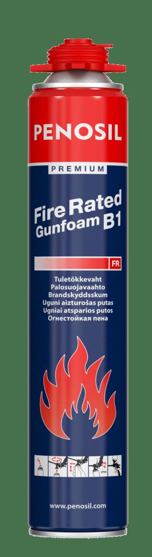 Penosil Premium FireRated Gunfoam ugniai atsparios sandarinimo putos