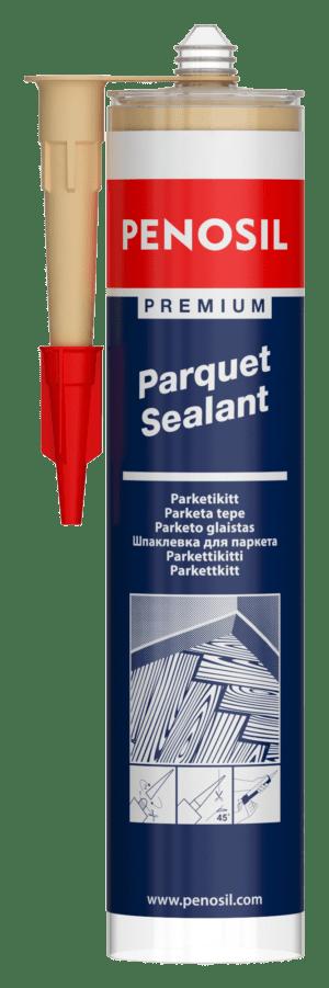 Penosil Premium Parquet Sealant parketo glaistas PF37 bukmedis