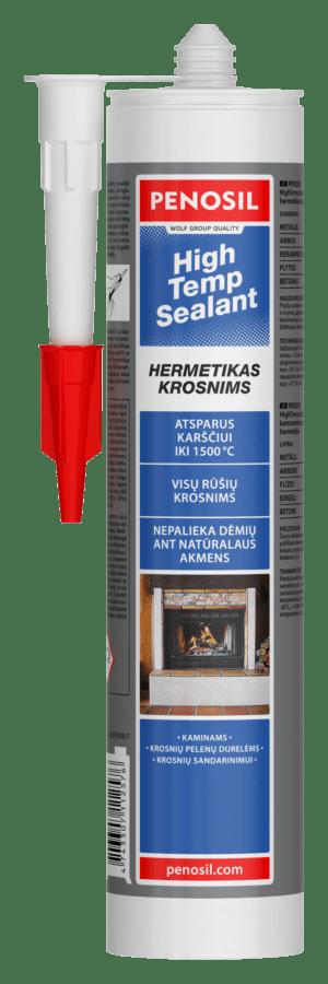 Penosil HighTemp Sealant termoizoliacinis krosnių hermetikas