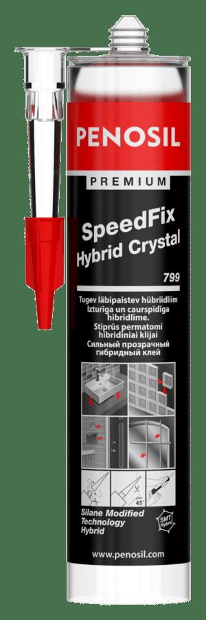 Penosil Premium SpeedFix Hybrid Crystal 799 skaidrūs klijai