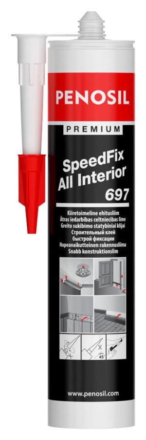 PENOSIL Premium SpeedFix All Interior 697 klijai vidaus darbams