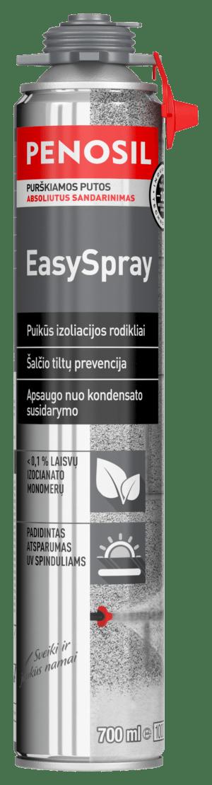 Penosil EasySpray purškiamosios termoizoliacinės putos