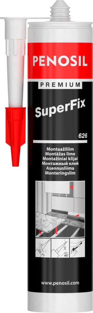 Penosil Premium SuperFix 626 montažiniai klijai