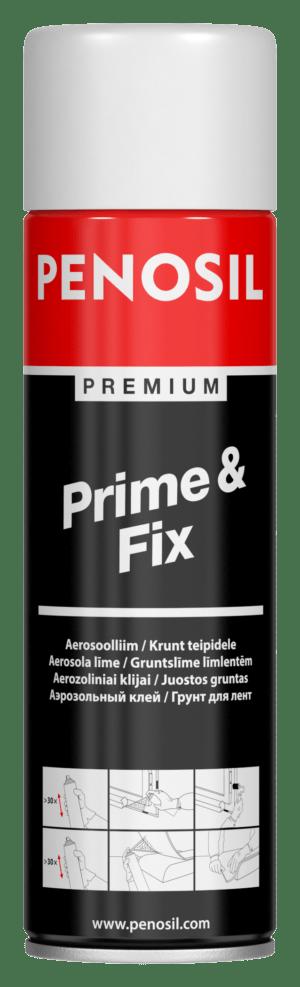PENOSIL Premium Prime&Fix purškiami klijai - gruntas juostoms