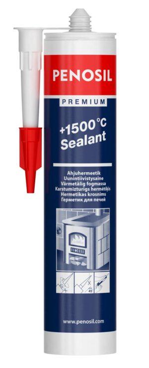 Penosil Premium +1500°C Sealant atsparus karščiui hermetikas