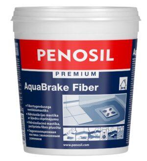 Penosil Premium AquaBrake Fiber hidroizoliacinė mastika pastiprinta fibro pluoštu