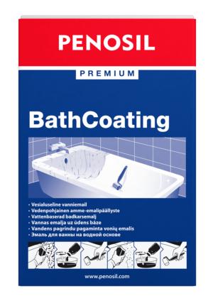 Premium BathCoating vonios renovavimo rinkinys