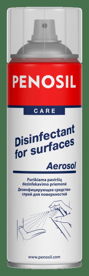 Penosil Care Disinfectant for surfaces paviršių dezinfekavimo priemonė-aerozolis