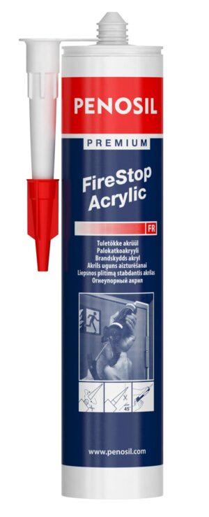 Penosil Premium FireStop Acrylic ugniai atsparus akrilinis hermetikas