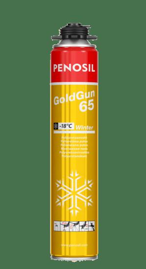 Penosil GoldGun 65 Winter ziemas poliuretāna putas