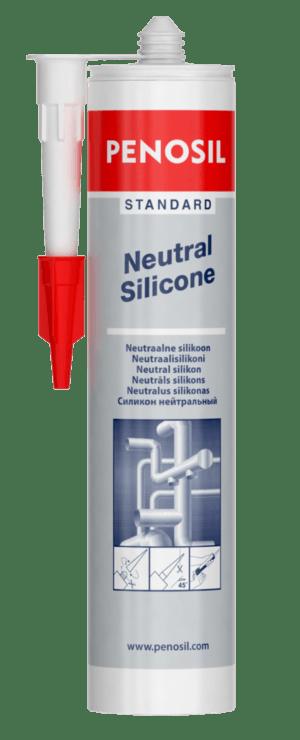 Neitrāls silikona hermētiķis PENOSIL Standard Neutral Silicone