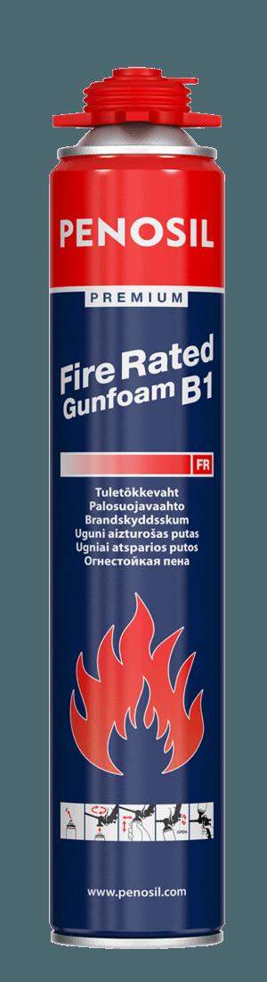 Penosil Premium Fire Rated Gunfoam Profesionālas ugunsdrošas putas