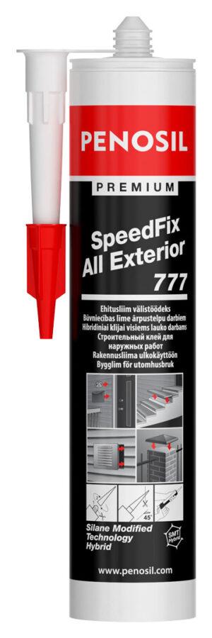 Penosil SpeedFix All Exterior 777 vispārējā pielietojuma līme