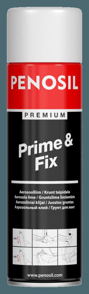 Penosil Prime& Fix ir universāla aerosola līme