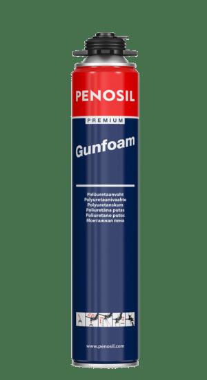 PENOSIL Premium Gunfoam Profesionālas poliuretāna putas