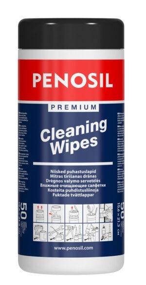 PENOSIL Premium profesionālas attīrošas salvetes