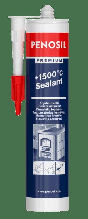 PENOSIL Premium +1500°C hermētiķis krāsnīm