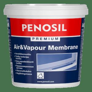 PENOSIL Premium Air&Vapour Membrane mastika logu blīvēšanai