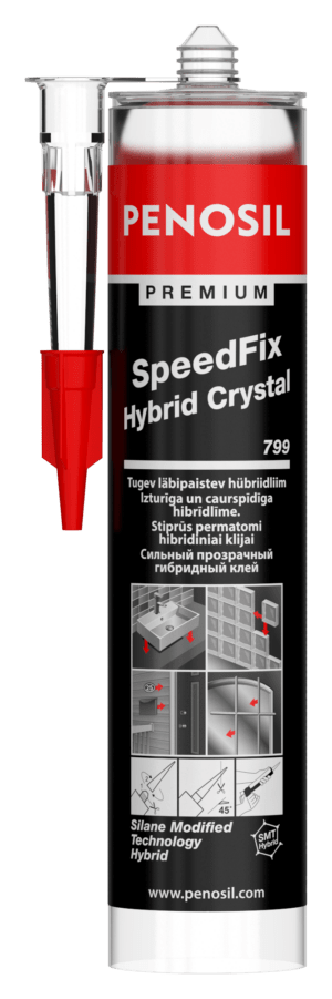 Penosil Premium SpeedFix Hybrid Crystal 799 adeziv ecologic multifunctional
