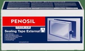 PENOSIL Premium Sealing Tape External logu un durvju ārējiem savienojumiem
