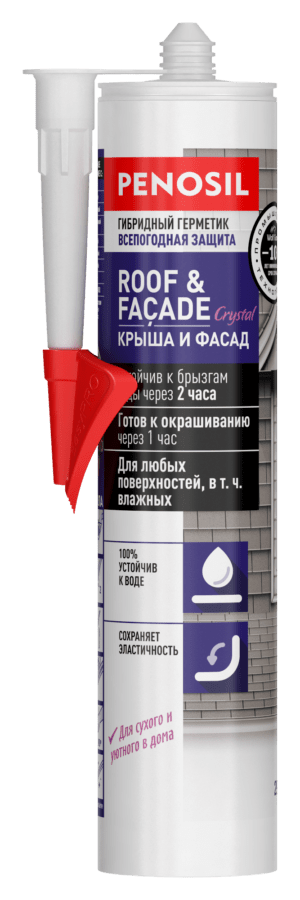 PENOSIL Roof & Facade Crystal Sealant
