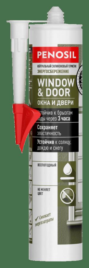 PENOSIL Window&Door Silicone Sealant