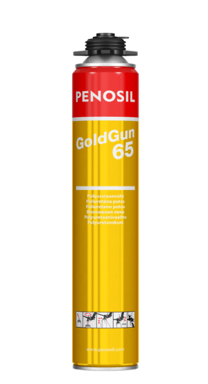 Penosil GoldGun 65 high quality polyurethane foam with increased output