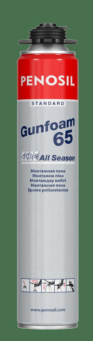 PENOSIL Standard Gunfoam 65 construction foam with increased output