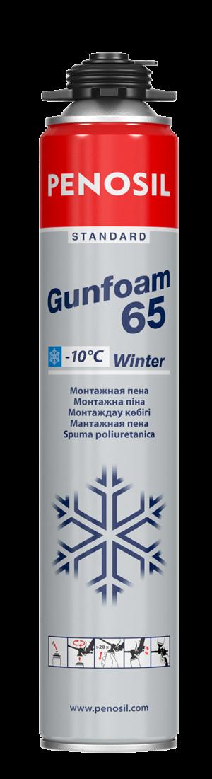 PENOSIL Standard Gunfoam Winter  a good price-quality ratio foam