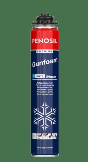 PENOSIL Premium Gunfoam Winter - high thermal and sound insulation foam