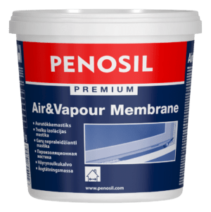 PENOSIL Premium Air&Vapour Membrane mastic for sealing windows