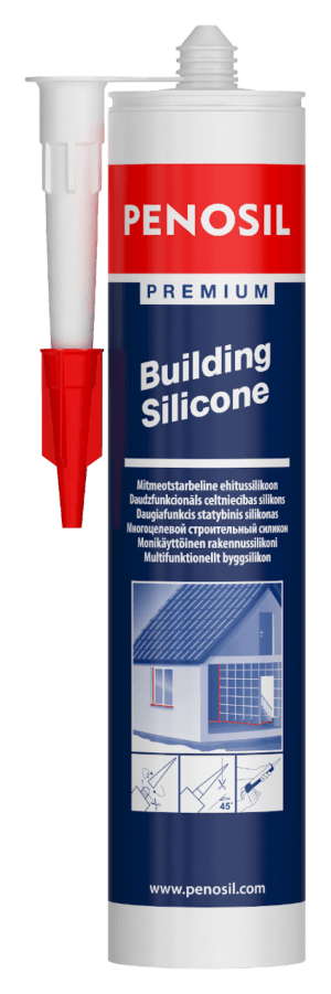 PENOSIL Premium neural building silicone for general-purpose use.