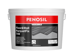 PENOSIL Premium Floor&Wall ParquetFix 749 adhesive for parquet & wooden boarding.