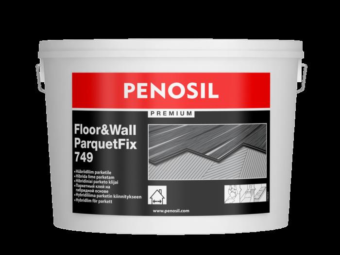 PENOSIL Premium Floor&Wall ParquetFix 749 adhesive for parquet & wooden boarding.