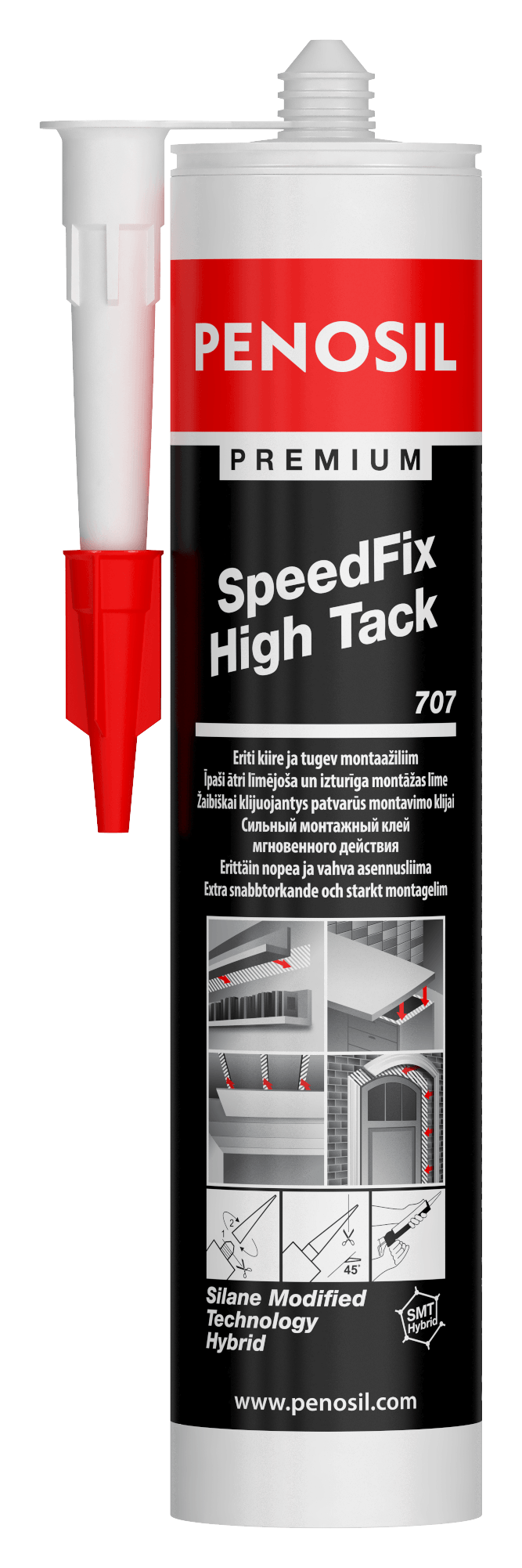 PENOSIL Premium SpeedFix High Tack 707