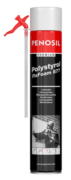 PENOSIL Premium Polystyrol FixFoam 877 starw foam adhesive